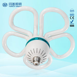 Energy Saving Lamp 125W 150W Big Flower Halogen/Mixed/Tri-Color 2700k-7500k E27/B22 220-240V pictures & photos