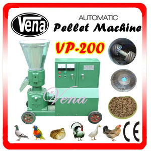 CE Approved Cheap Chicken Feed Making Machine Vp-200 pictures & photos