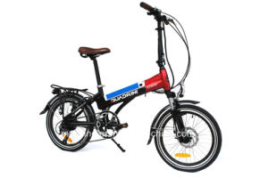Italian Manufacturer Lithium Electric Bicycle (TDN13Z)