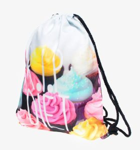 Drawstring Collecting Pouch Bag Promotional Bag pictures & photos