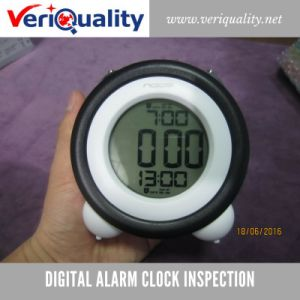 Digital Alarm Clock Quality Control Inspection Service at Jinjiang, Fujian pictures & photos