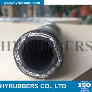 Hydraulic Hose Rubber Oil Hose SAE 100 R2at 2sn Hose pictures & photos