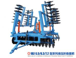 Folding Heavy Duty Disc Harrow pictures & photos