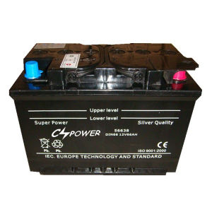 Hot Export High Quality Sealed Maintenance-Free Car Batteries12V66ah Mf56618 pictures & photos