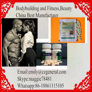 Steroids Powder Oral Anavar pictures & photos