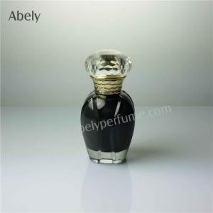 Flower Shape Small Vails Glass Perfume Bottle pictures & photos
