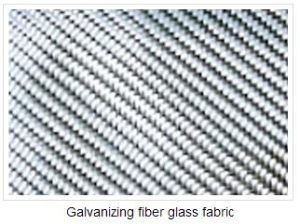 Galvanizing Fiber Glass Fabric/Carbon Fiber/Carbon Glass / Glass Fiber pictures & photos