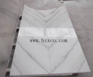 Carrara White Marble, Marble Slab, Crystal White Marble pictures & photos