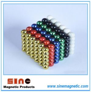 Multicolor New Style Neodymium Magnetic Buckyballs pictures & photos
