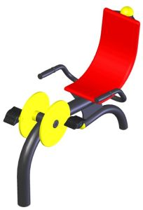 Outdoor Fitness Equipment Outdoor Training Bike (A-14208) pictures & photos