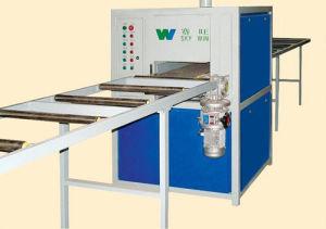 WPC Steel Brushing Machine