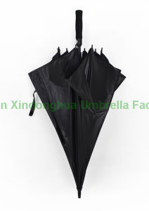 High Quality Super Large Storm Windproof Golf Umbrella for Advertising (GOL-0027FAC) pictures & photos