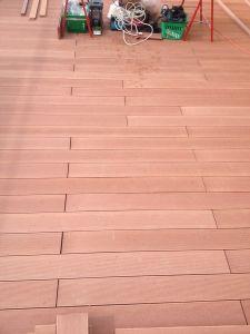 Duralbe Wood Plastic Composite WPC Flooring pictures & photos