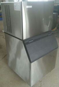 250kgs Automatic Cube Ice Machine with PLC Program Control pictures & photos