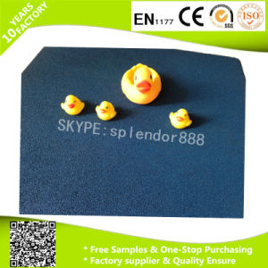 Playground Safety Rubber Flooring En1177 Fall Height Certification Ensure pictures & photos