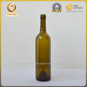 Super High Quality 75cl Screw Cap Glass Bottle (357) pictures & photos