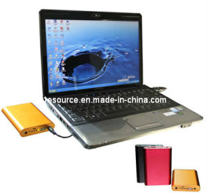 New Style Smallest 9000mAh Power Bank for Laptop, Tablet, PSP (BUB-9)
