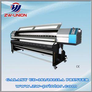 Inkjet Printer, Galaxy Phaeton Eco Solvent Printer (UD-1812LA)