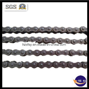 Roller Chain for Motorcycle (Model 420) pictures & photos