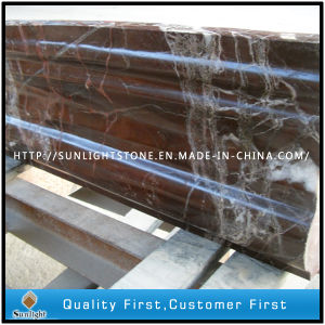 Rosso Levanto Marble Stone Moulding / Marble Border Lines pictures & photos