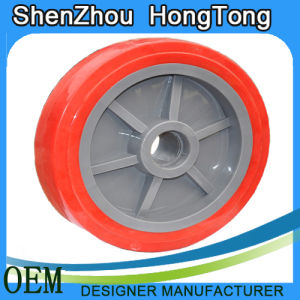 """5"""" PU Single Wheel with PP Hub pictures & photos"""