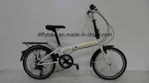 20inch Cheap Price Folding Bike, Steel Frame pictures & photos