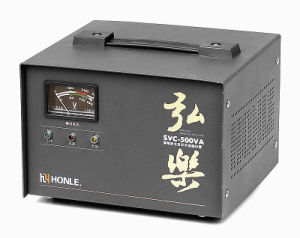 Honle SVC Series Voltage Stabilizer 220V 3kw pictures & photos
