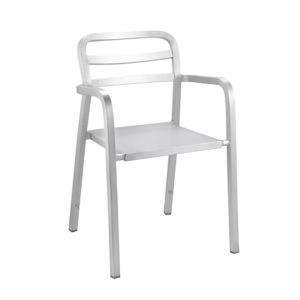 Aluminium Chair with Arm (LD-OC00006)