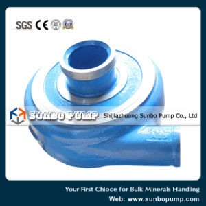High Chrome Cast Iron Mud Sand Slurry Pump Parts pictures & photos