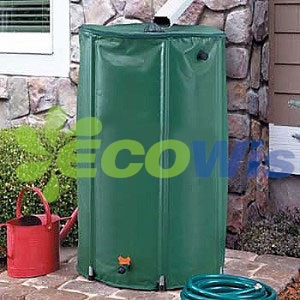 Garden Collapsible Rain Water Barrel (HT1115) pictures & photos