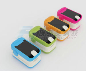Newest LED Fingertip Pulse Oximeter SpO2 Blood Pressure Monitor with Finger Oximeter pictures & photos