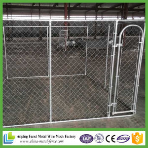 (FS-Y-429) China Wholesale Large Outdoor Chain Link Dog Kennel pictures & photos