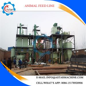 Beef Cattle Feed Making Machine for Sale pictures & photos