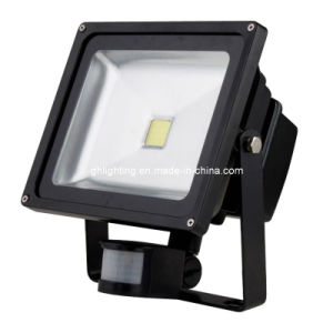High Power 50W LED Sensor Floodlight (GH-TG-12) pictures & photos