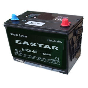 Maintenance Free Mf Car Battery DIN60mf pictures & photos