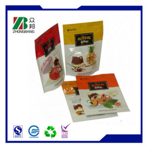 Plastic Stand up Zipper Bag Factory pictures & photos