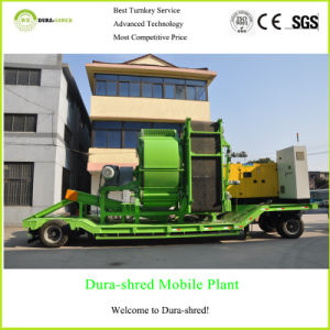 Dura-Shred High Quality Mobile Tdf Line for Waste Tire (TSD1663) pictures & photos