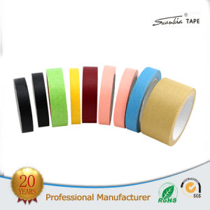 Colorful Auto Masking Tape with High Quality pictures & photos