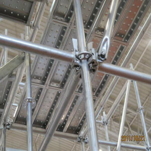 High Quality Ringlock Scaffold Used Layher Stage Scaffolding for Sale pictures & photos