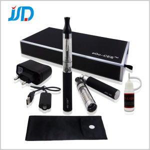 EGO-CE6 Start Kit 2.4ml Atomizer with 650/900/1100mAh Battery Good E Cigarette