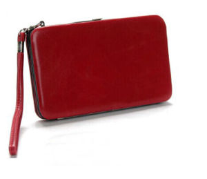 Offering Hot Sale PU Leather Cosmetic Wallet (W785-5) pictures & photos