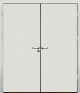 Double Swing Interior Closet Doors pictures & photos