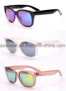 New Arrivals Fashion High Quality PC Mirror Len Sunglasses pictures & photos