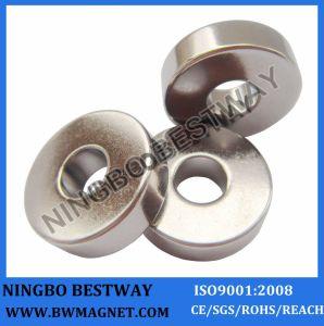 Neodymium Ring Magnets/ Permanent Magnet (N35-N52, N35M-N48H, N35SH-N45SH) pictures & photos