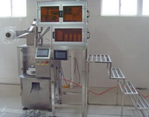 Sinyo-18 II Automatic High Speed Pyramid Desiccant Bags Packing Machine (SY-18) pictures & photos