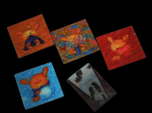 Custom High Quality Strong 3D Effect Magnets pictures & photos