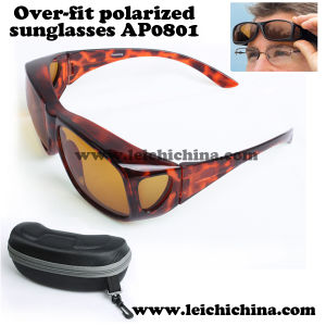 Good Fishing Tackle Polarized Fit Over Glasses Sunglasses pictures & photos
