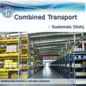 Air and Sea Combined Shipment From China to Guatemala (GUA) pictures & photos