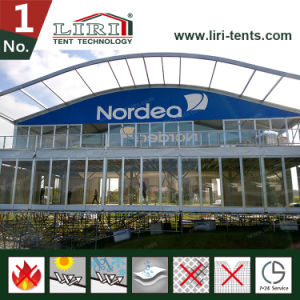 Dome Shape Double Decker Structure Tent Used for Wedding Party and Events pictures & photos