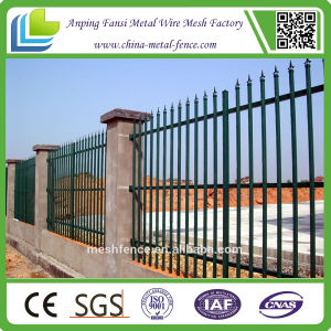 2015 New Style Cheap Wrought Iron Fence pictures & photos